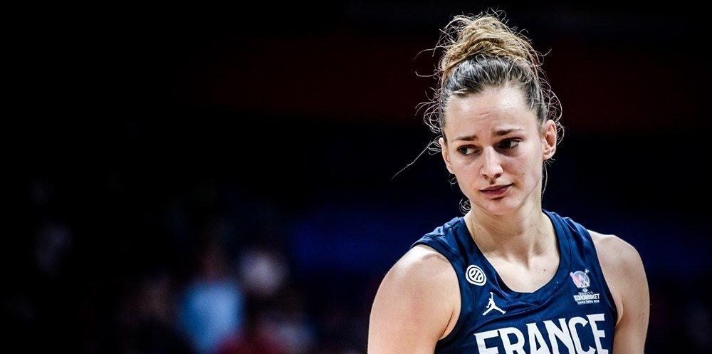 Francia da su lista de 12 jugadoras para el EuroBasket