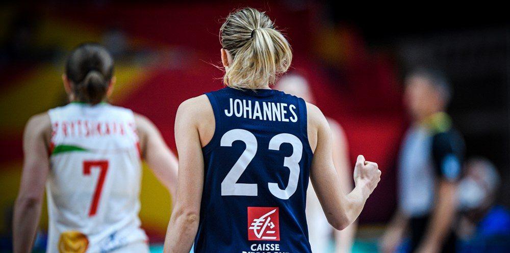 Francia asegura su séptimo podio seguido en el EuroBasket