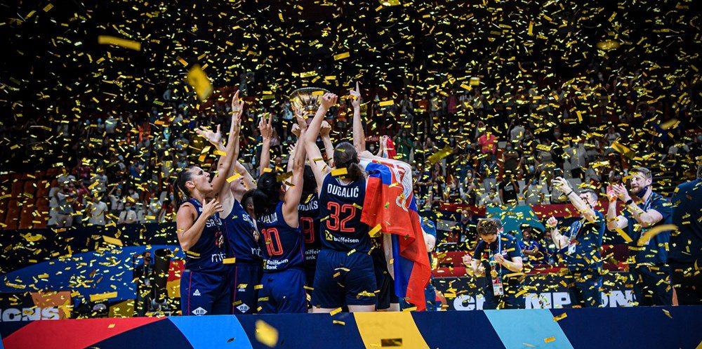 Serbia logra la medalla de oro en el EuroBasket y Sonja Vasic es la MVP