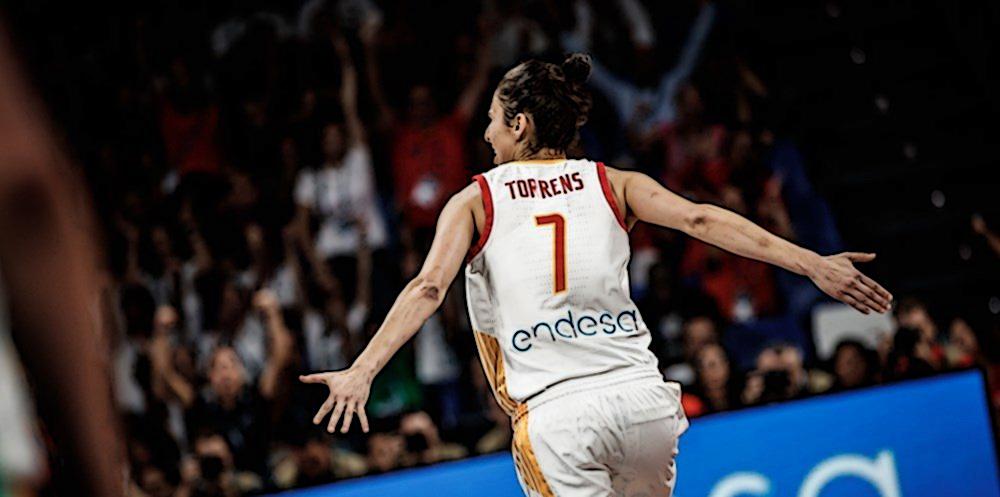 Unos Juegos Olímpicos para disfrutar de Alba Torrens