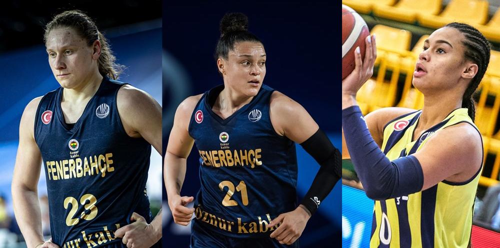 Fenerbahçe hace oficial la firma de Iagupova, McBride y Sabally
