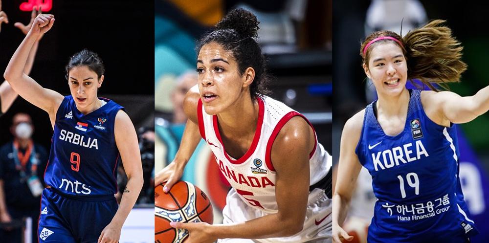 Serbia, Canadá y Corea: Así son las rivales de España en los Juegos