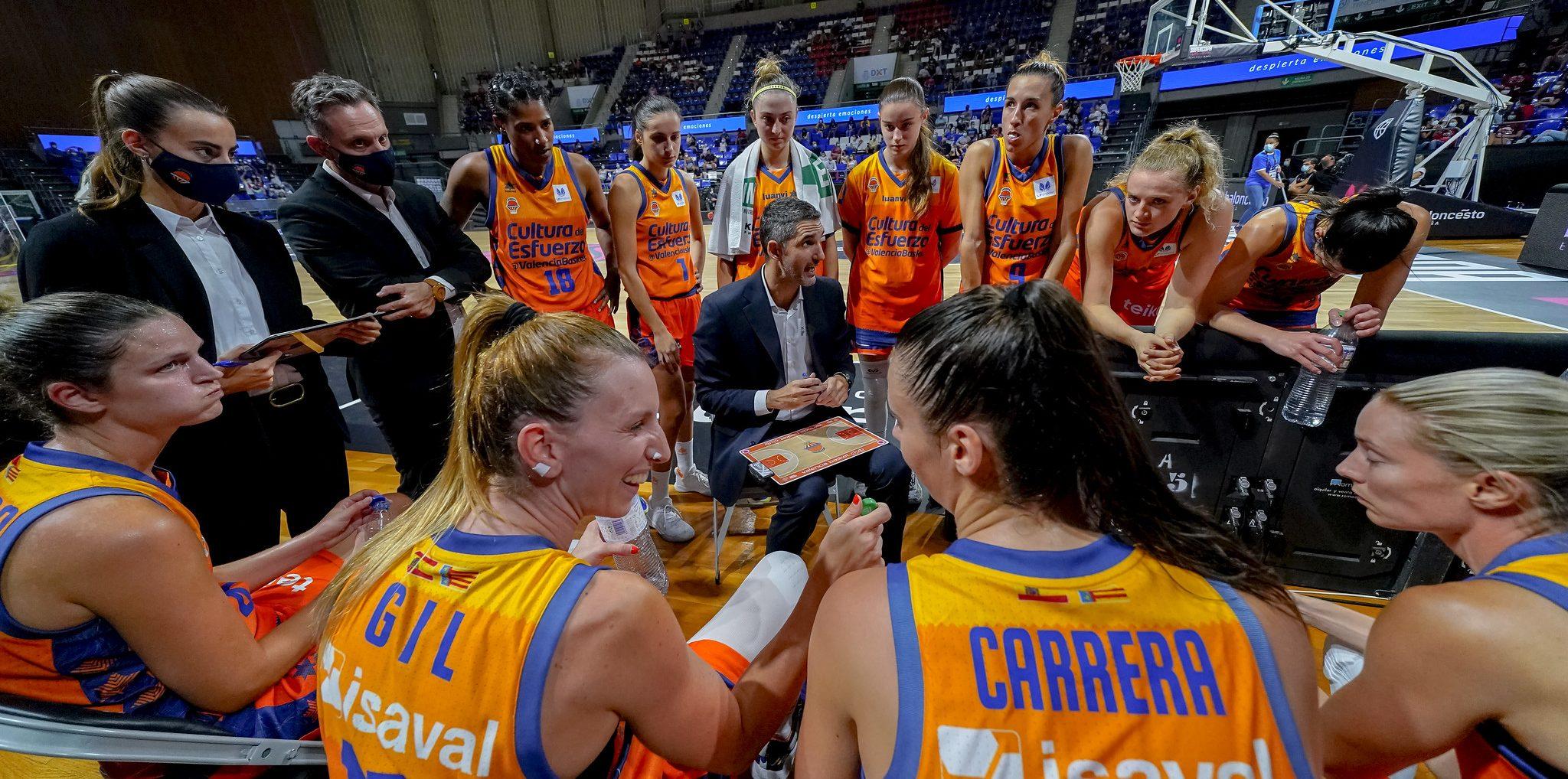 Valencia: Clasificatorio a EuroLeague contra Schio y Bourges