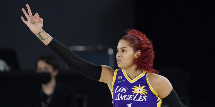 Amanda Zahui B. jugará la EuroLeague con el Fenerbahçe