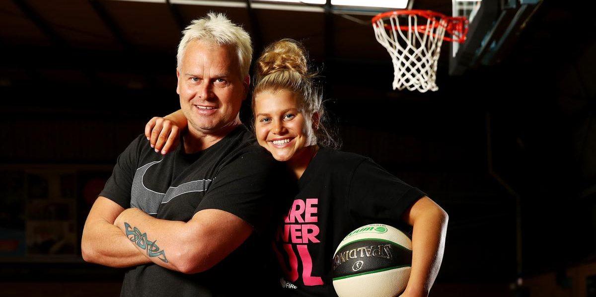 Shyla Heal estará en Sydney Uni Flames a las órdenes de su padre