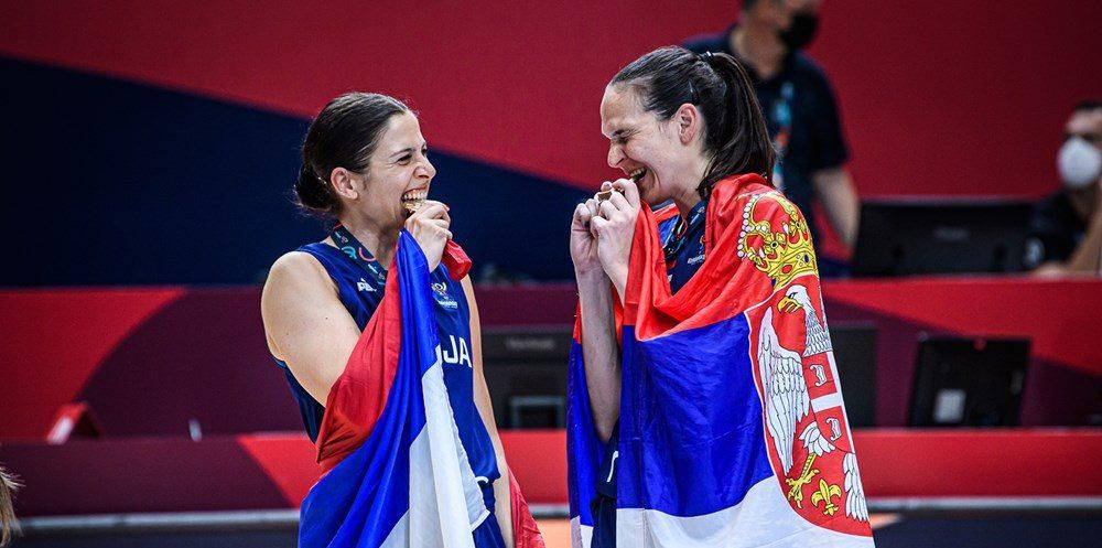 Sonja Vasic llevará la bandera olímpica de Serbia en Tokio