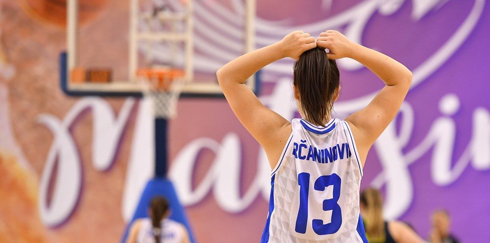 Melisa Brcaninovic es el primer fichaje de Lointek Gernika
