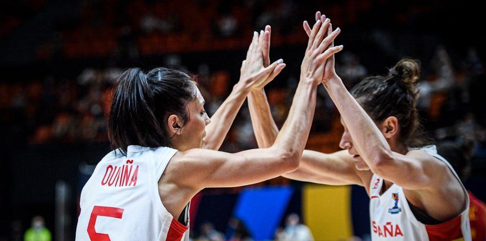 1×1: Las jugadoras de la Selección Española para los Juegos Olímpicos