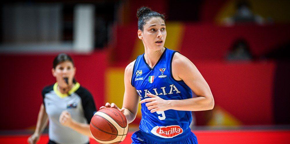 Se espera a Cecilia Zandalasini en la WNBA