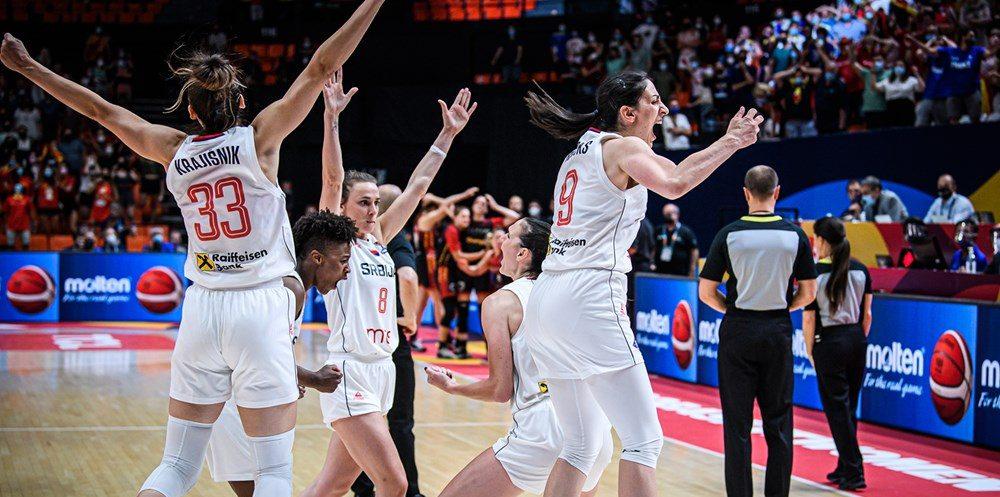 Serbia da sus 12 nombres para los Juegos Olímpicos