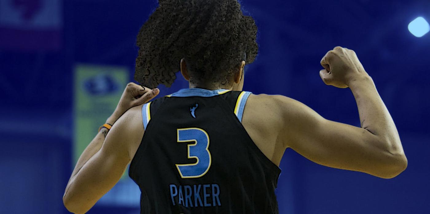 Candace Parker, la versatilidad por excelencia