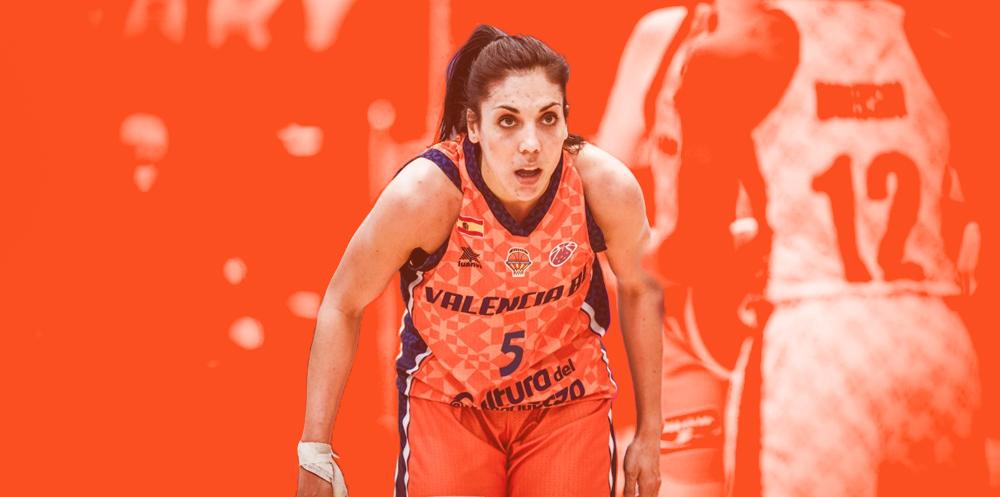 Cristina Ouviña: El baloncesto español sigue en sus manos