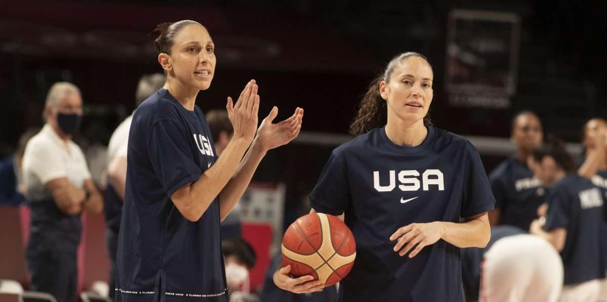 Diana Taurasi y Sue Bird, más legendarias: Logran su quinto oro en JJOO