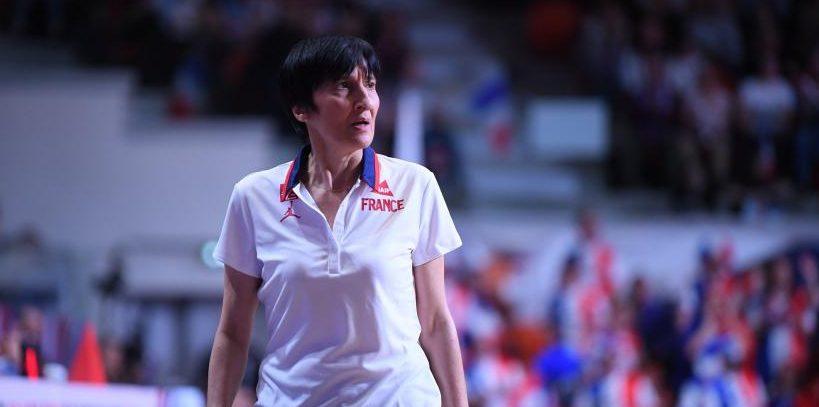 Valérie Garnier deja de ser la entrenadora de Francia