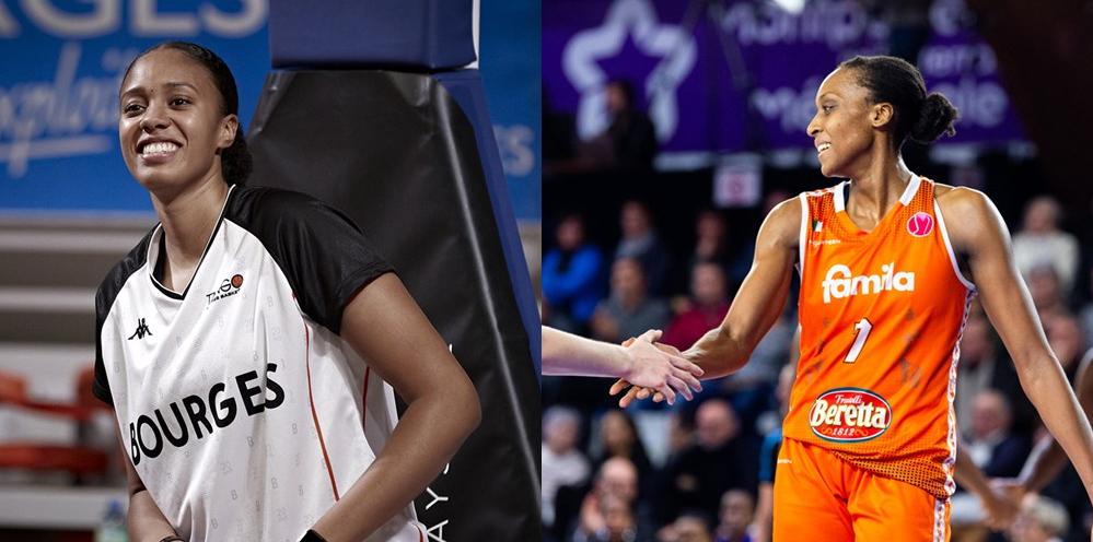 Así son Schio y Bourges, las rivales de Valencia en la EuroLeague