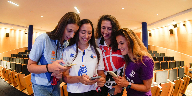 La presentación de la temporada 2021-22 de Liga Femenina Endesa