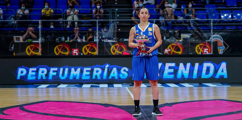 Silvia Domínguez ve luz en el futuro y lo mira con optimismo