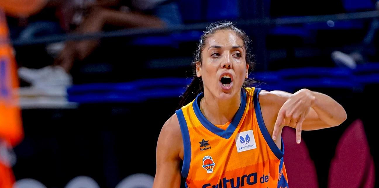 Así fue el debut de la actual MVP Nacional de Liga Femenina Endesa