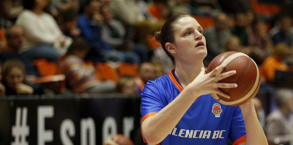 El Valencia Basket incorpora temporalmente a Jana Raman