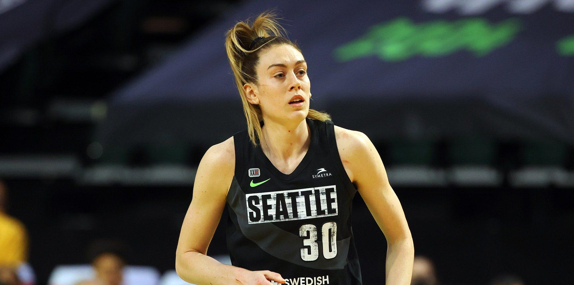 Seattle en alerta por una posible lesión de Breanna Stewart